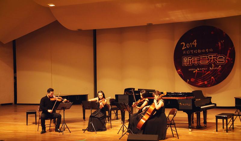 ◆ 萨克斯独奏《西班牙变奏曲》-杭州天目艺校 2014杭州天目艺校教师